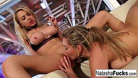 Natasha Nice Lesbian Fun...