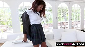 Sexy Ebony Princess Gets...