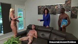 Mature Lesbians Deauxma and...