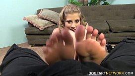 Chastity Lynn BBC Foot...
