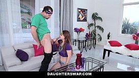 DaughterSwap- Dutch teen Fucked...