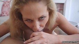 Mom fucks companion'_ associate for money Cherie Deville in