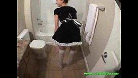 Bathroom fucked hard sex...