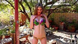 AmberHahn - Outdoors Shower...