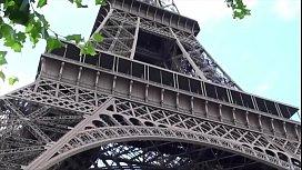 Under the Eiffel Tower...