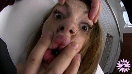 Faye Reagan - Freckled Freak...