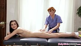 Redhead sappho masseuse toys...