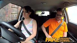 Fake Driving School Messy...