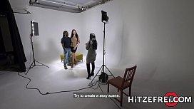 HITZEFREI Big tit German...