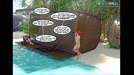 3D Comic: Vox Populi...