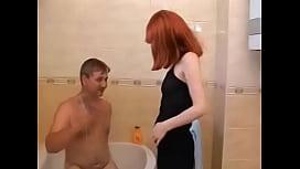Older man in WC when I..
