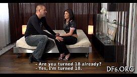 Eighteen 1st time porn...