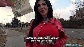 Public Agent Big Tits...
