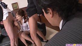 Office babe,Nonoka Kaede...