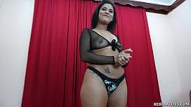 Ballbusting Audition with Juju Rangel xxx rape