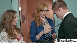 Lauren Phillips and Lena...