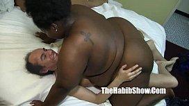 threesome gangbang sbbw lady v bbc redizlla and lil mexican jose burns massage oiled booty jwigwy