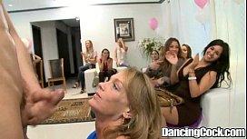 Dancingcock Birthday Cock Cum...