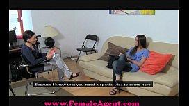 FemaleAgent A taste of...
