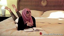 Beautiful Muslim Daughter Ella...