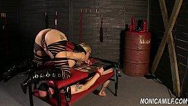Monicamilf is squiring on...