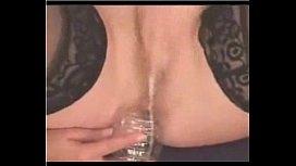 Drinking female ejaculation...