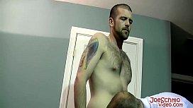 Horny Joe loves to...