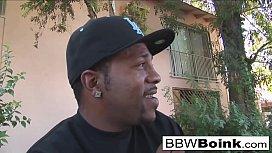 Sexy black BBW heard...