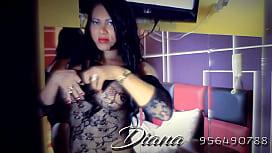 Diana travesti sensual...