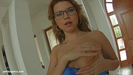 Marina Visconti with big...
