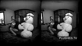 3D VR porn video...
