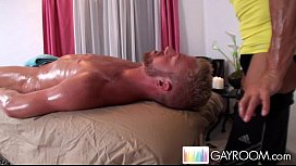 Special Gluteus Massage...
