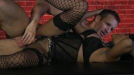 A Good Sex Slave...