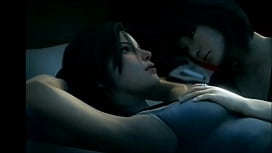 Tomb Raider - Lara And Sam Romance - Compilation
