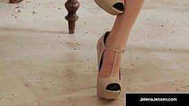 Gorgeous Jelena Jensen Does...