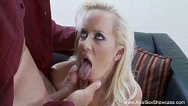 Blonde From Denmark Loves...