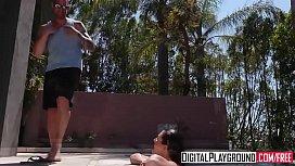 DigitalPlayground - A Hot Day...