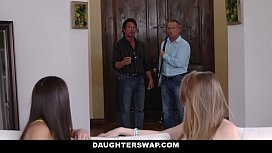 DaughterSwap - Hot Daughters Fuck...