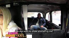 Female Fake Taxi Bodybuilder...