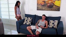 Karups - Ebony Teen Nia...