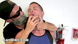 GAYWIRE - Aggressive Gay Sex...