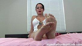 Nikki Delano dominates you...