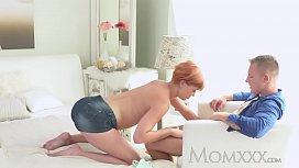 MOM Redhead Milf gets...