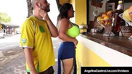Phat Ass Cuban Angelina...