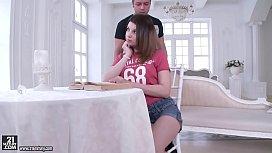 Anal lover schoolgirl Veronica...