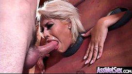 Deep Anal Sex On Tape With Big Curvy Ass Horny Girl (Bridgette B) vid-15