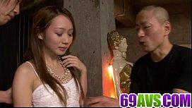 Kazumi Nanase sure loves...