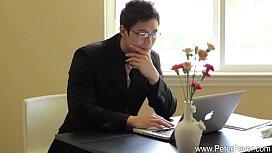 Hot Korean office guy...