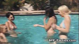 Sucky Fucky Pool Party...