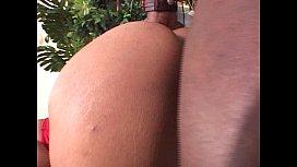 Fat ass tatooed ebony...